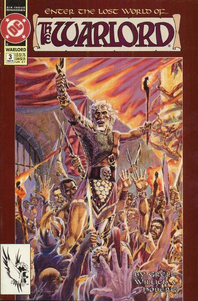 Warlord Vol 2 3