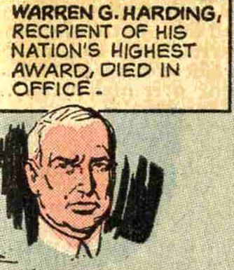 Warren Harding (New Earth)