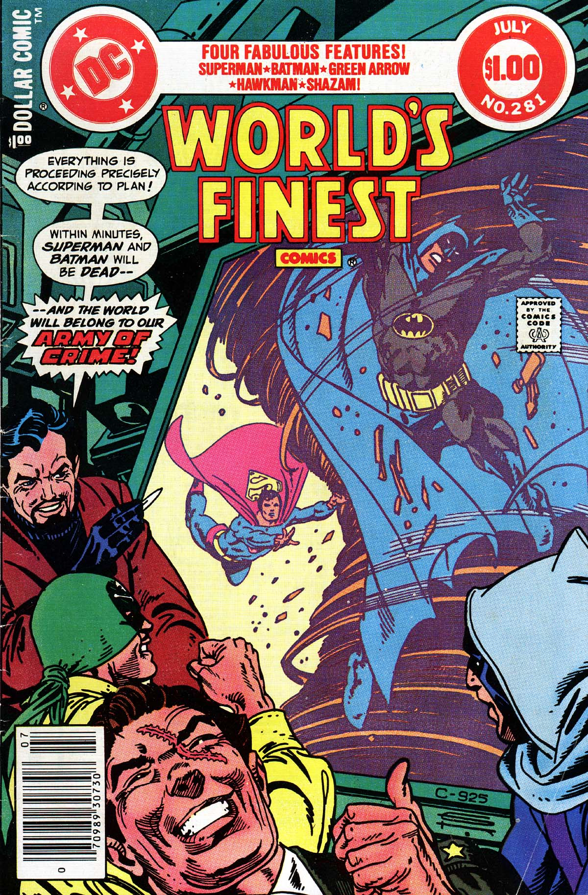 World's Finest Vol 1 281