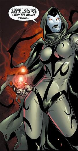 Angela Hawkins III (Prime Earth)