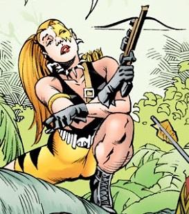 Tigress' Crossbow