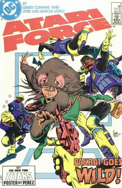 Atari Force Vol 2 3