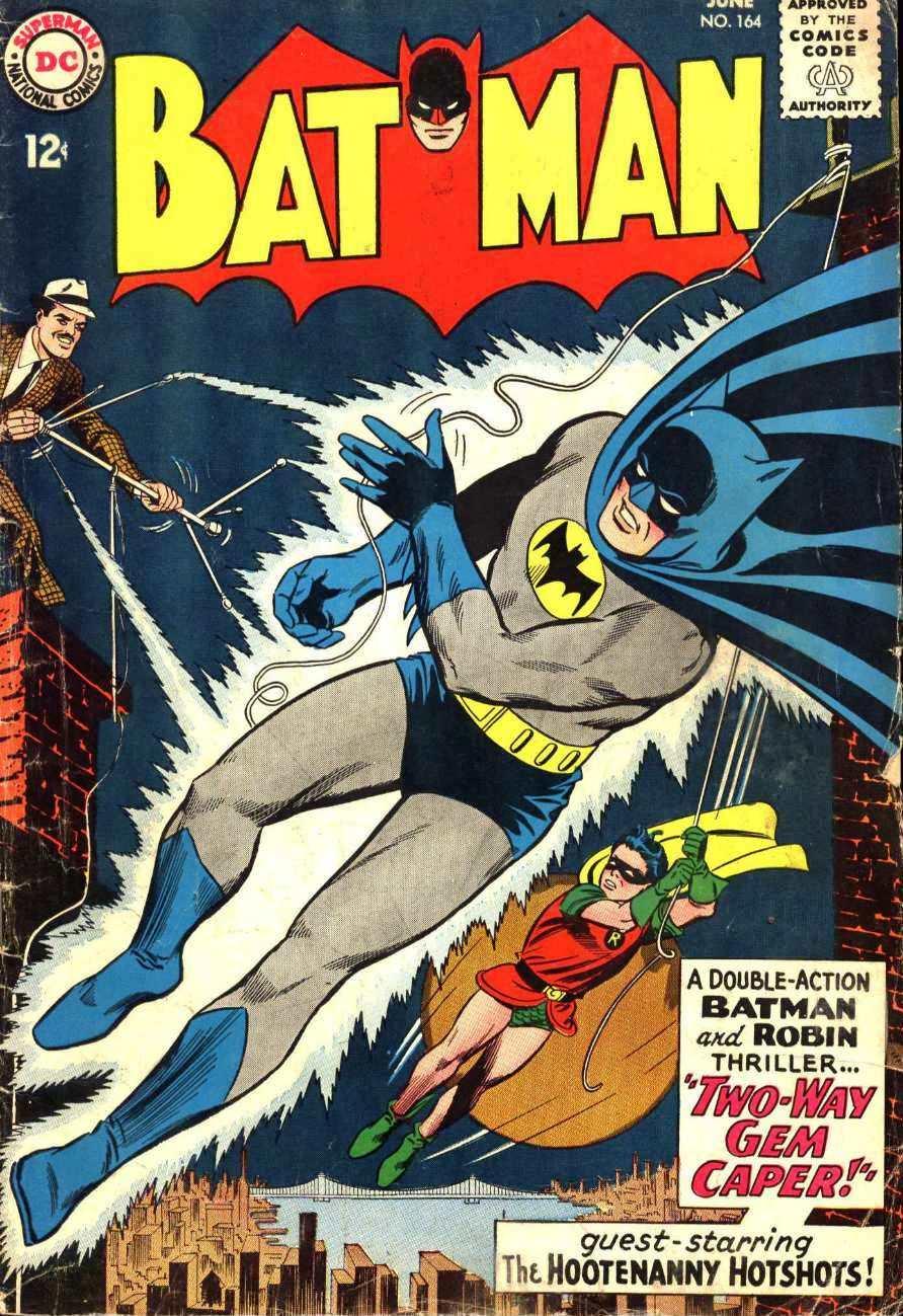 Batman Vol 1 164