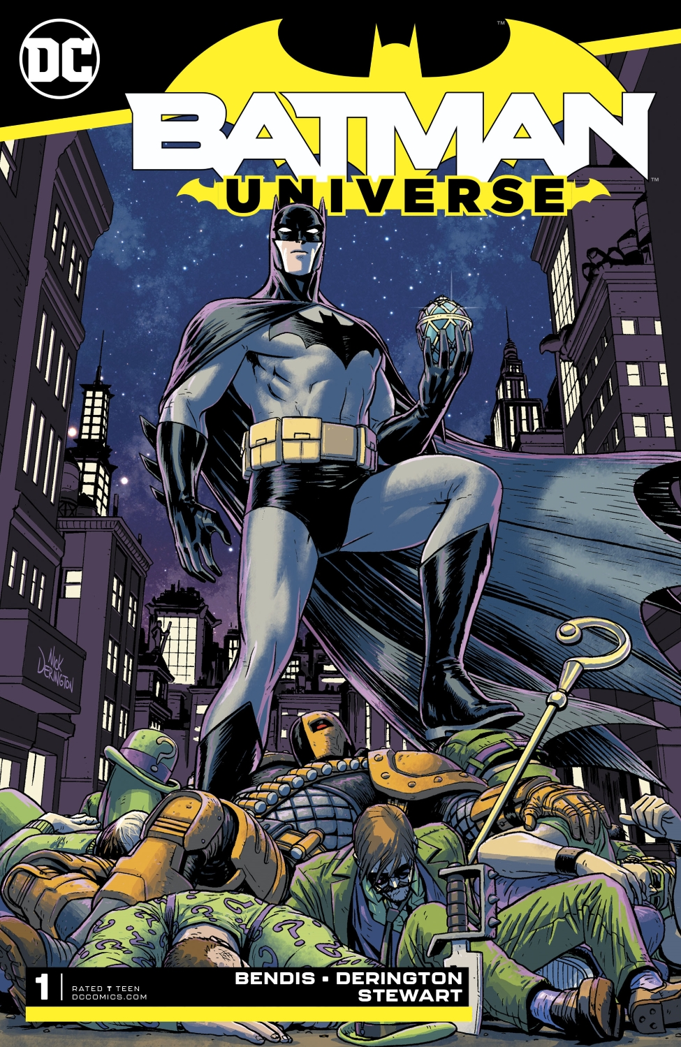 Batman: Universe Vol 1 1
