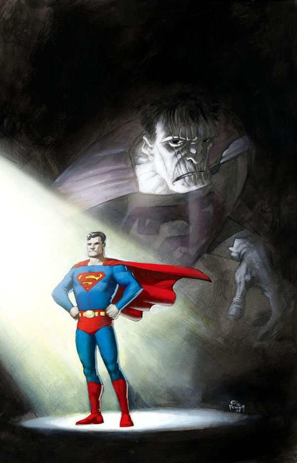 Superman: Escape from Bizarro World (Collected)