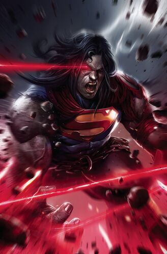 Textless Superman Variant