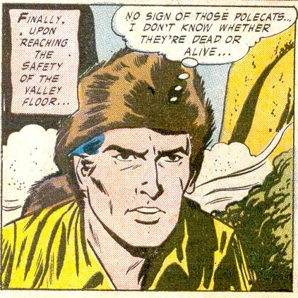 Davy Crockett (Earth-One)