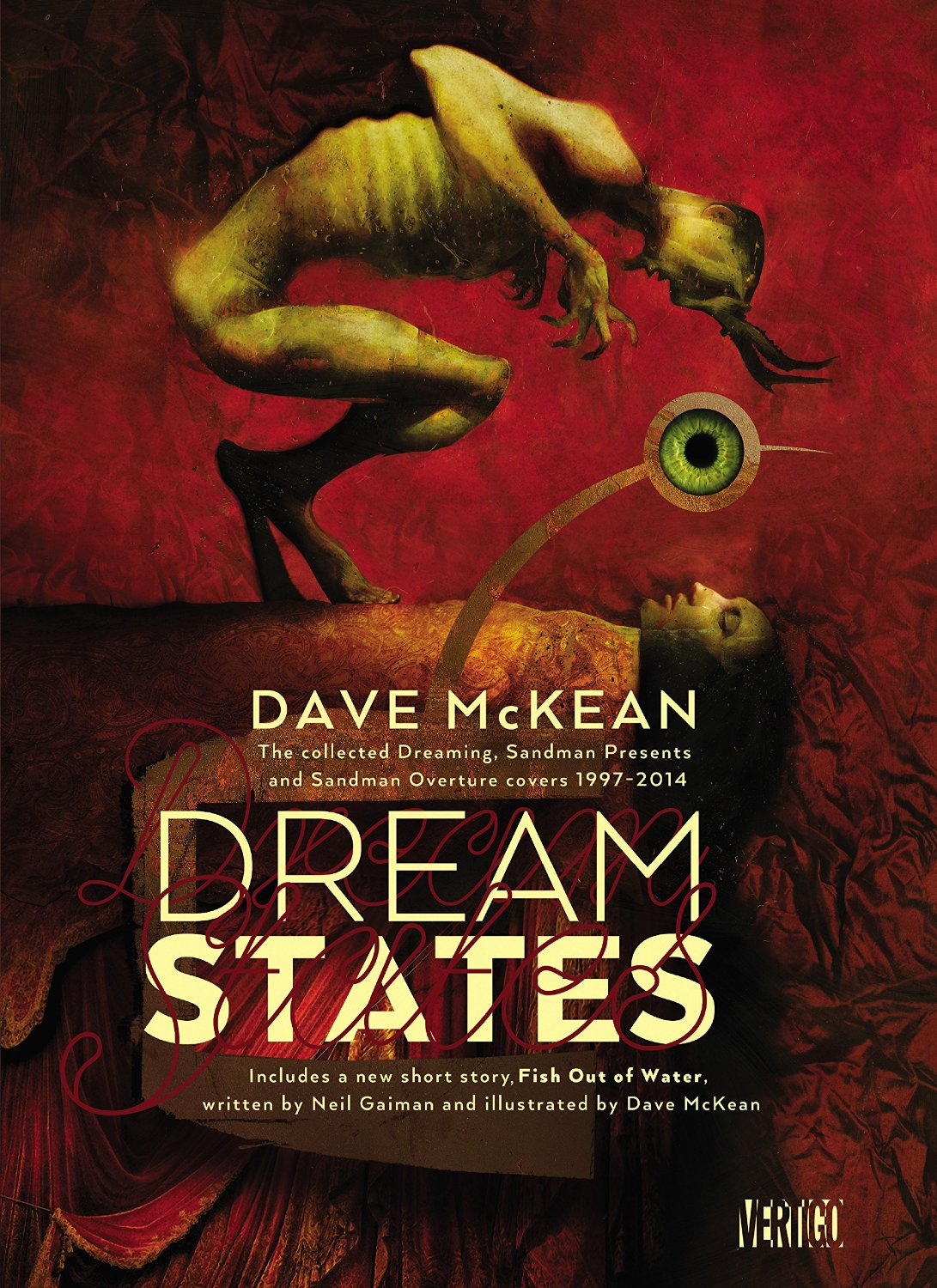 Dream States: The Collected Dreaming Covers (Collected)