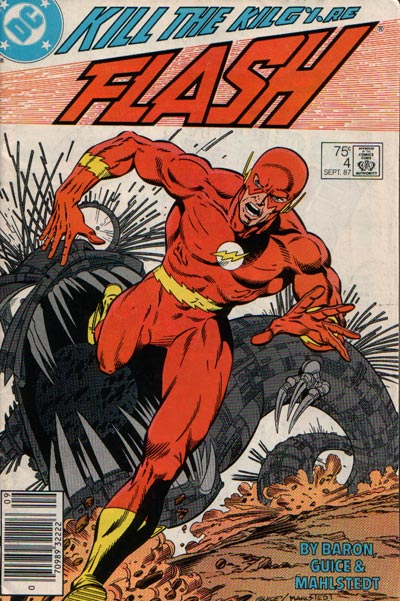 The Flash Vol 2 4