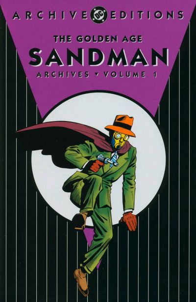 The Golden Age Sandman Archives Vol. 1 (Collected)