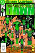 Green Lantern Emerald Dawn 6