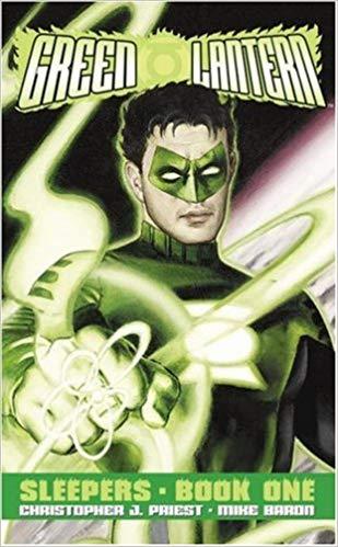 Green Lantern: Sleepers Book One