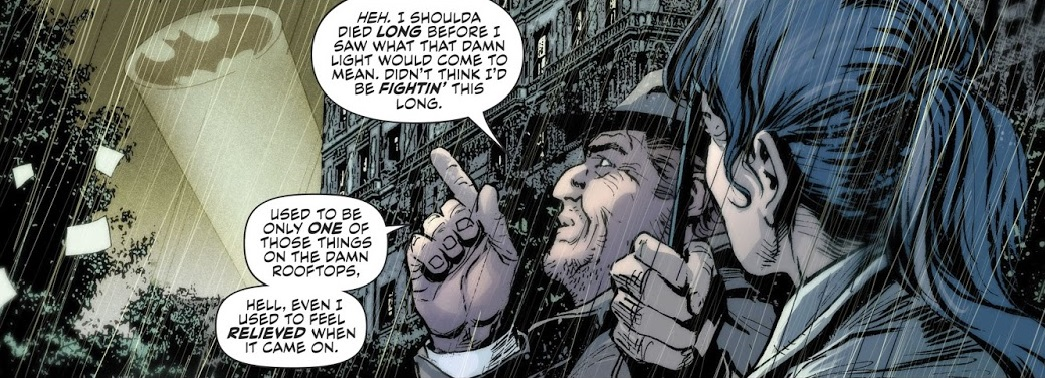 Harvey Bullock (Titans Tomorrow)