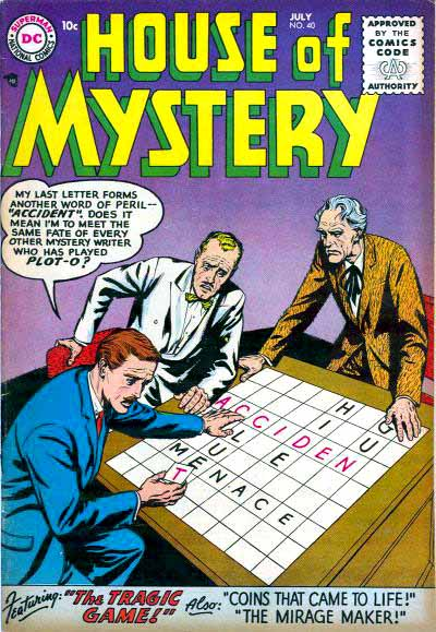 House of Mystery Vol 1 40