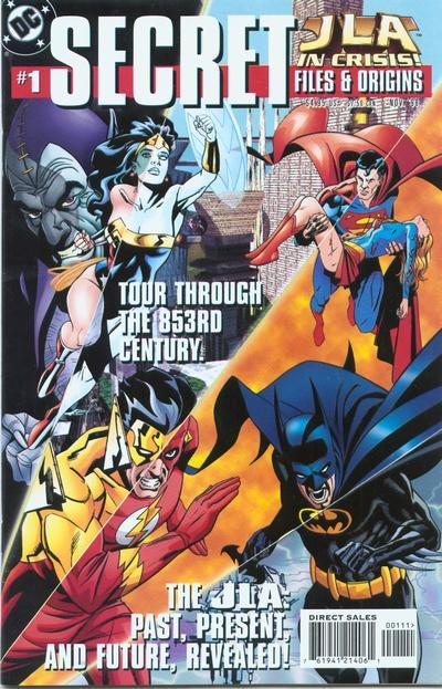 JLA in Crisis Secret Files and Origins Vol 1 1