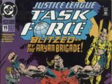 Justice League Task Force Vol 1 11