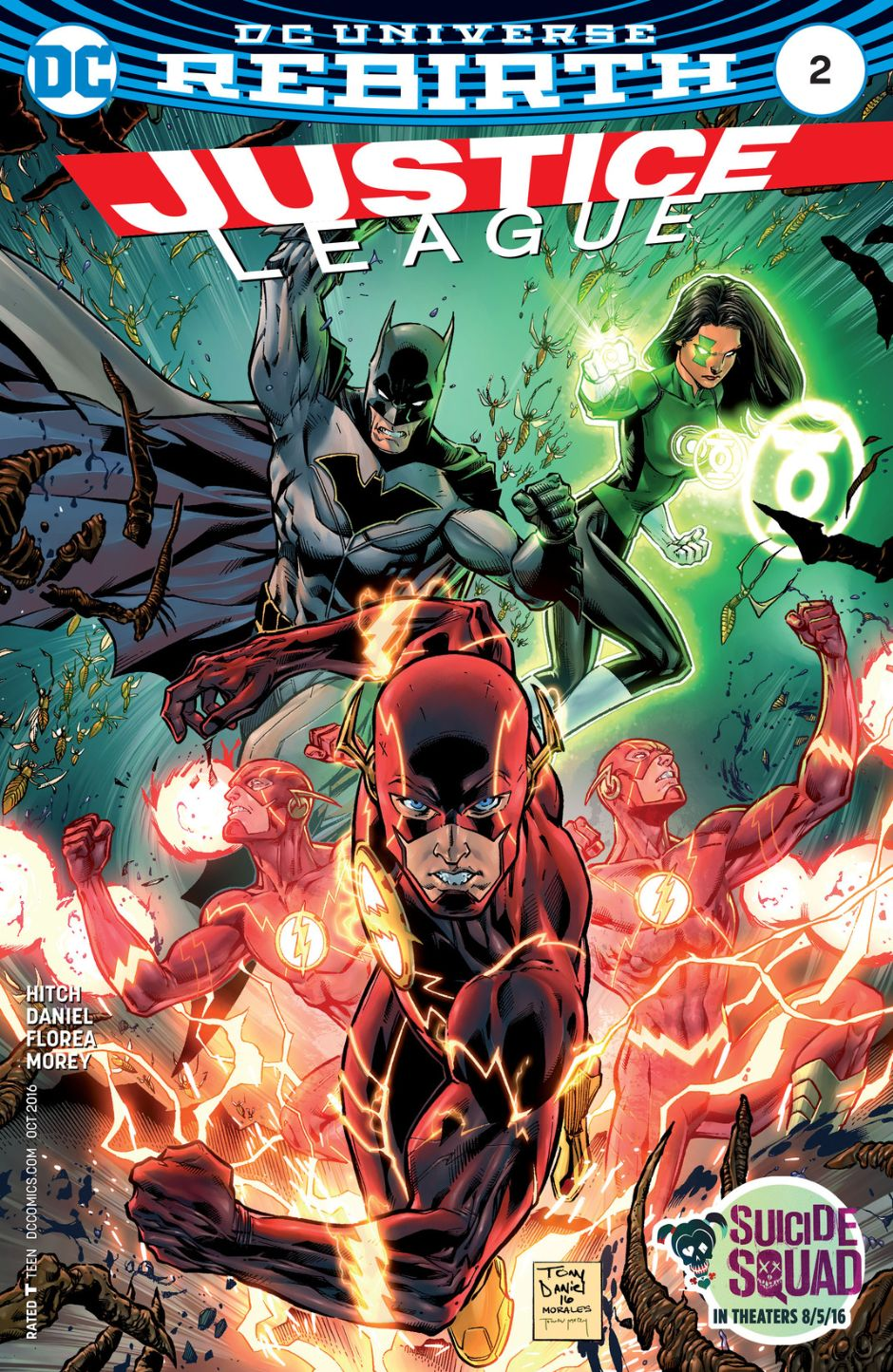 Justice League Vol 3 2