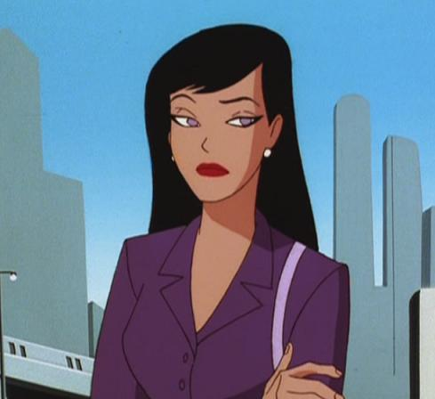 Lois Lane (DCAU)