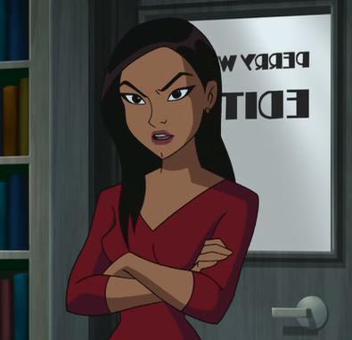 Lois Lane (Superman: Doomsday)