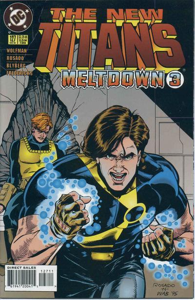 New Titans Vol 1 127