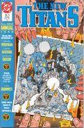 New Titans Annual 5