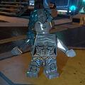Platinum Lego Batman 001