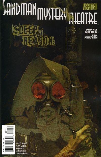 Sandman Mystery Theatre: Sleep of Reason Vol 1 4