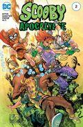 Scooby Apocalypse Vol 1 2