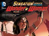 Sensation Comics Featuring Wonder Woman Vol. 1 (Collected)