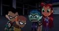 Speedy Rex X New Teen Titans 001