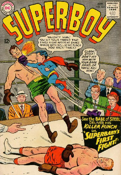 Superboy Vol 1 124