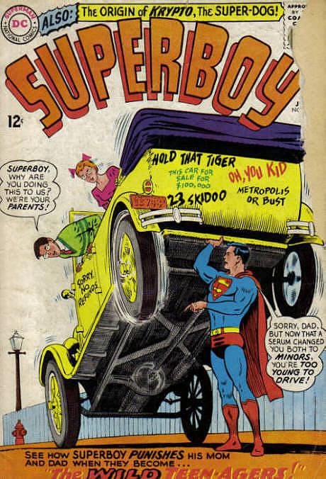 Superboy Vol 1 126