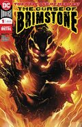 The Curse of Brimstone Vol 1 1
