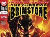 The Curse of Brimstone Vol 1 1