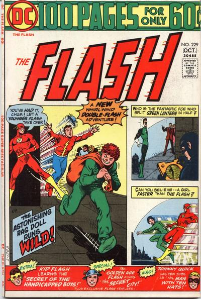 The Flash Vol 1 229