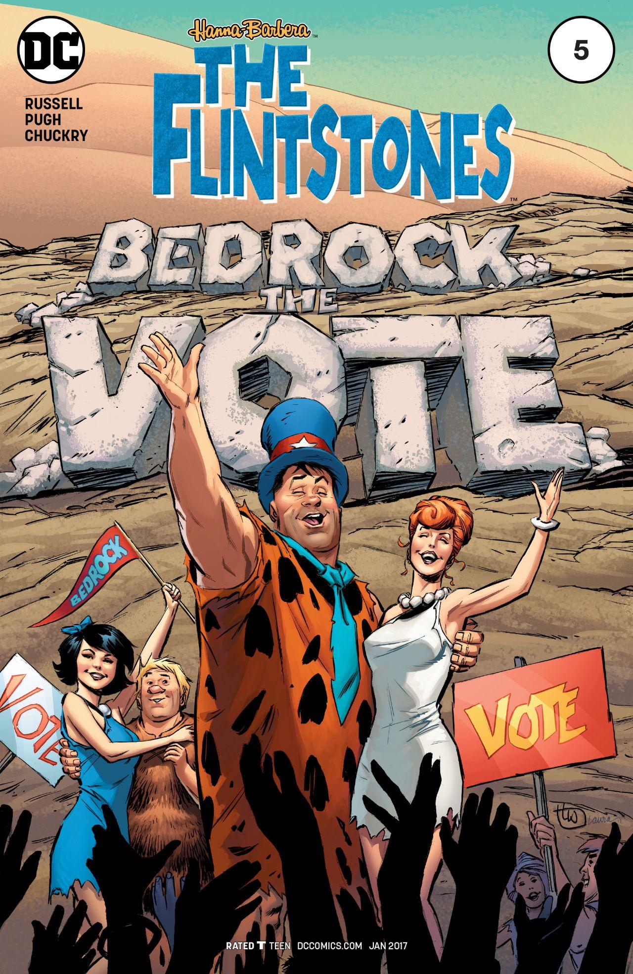 The Flintstones Vol 1 5