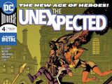 The Unexpected Vol 3 4