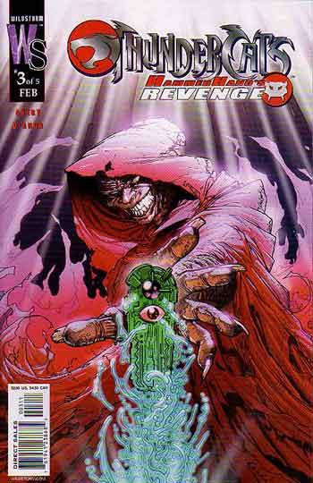 Thundercats: HammerHand's Revenge Vol 1 3