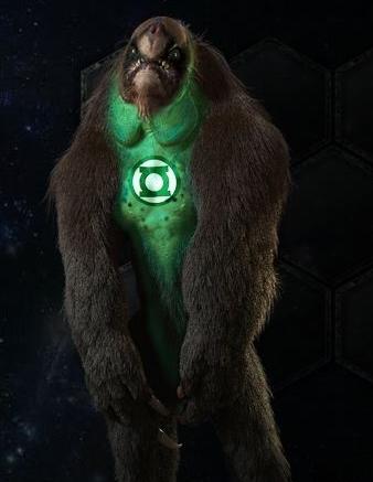 Voz (Green Lantern Movie)