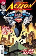 Action Comics Vol 1 1001