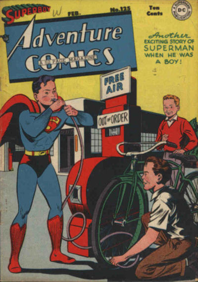 Adventure Comics Vol 1 125
