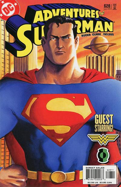 Adventures of Superman Vol 1 628