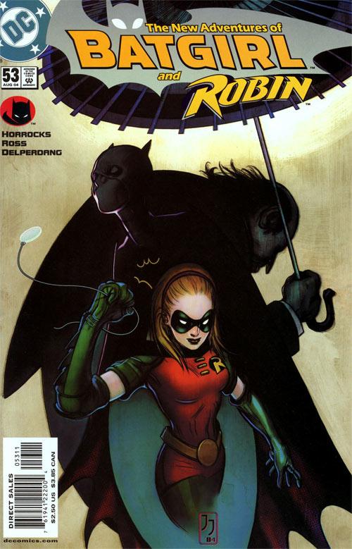 Batgirl Vol 1 53