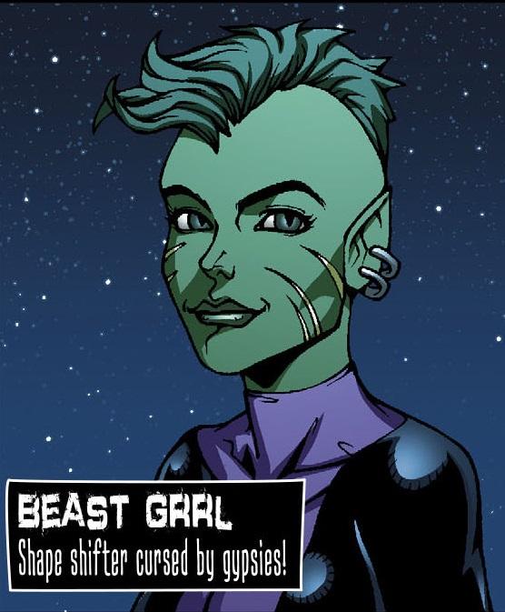 Beast Grrl (Ame-Comi)