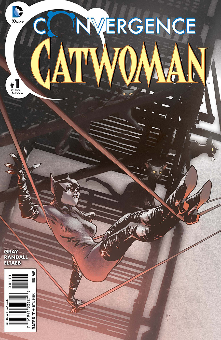 Convergence: Catwoman Vol 1
