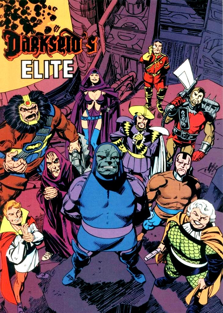 Darkseid's Elite/Gallery