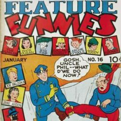 Feature Funnies Vol 1 16