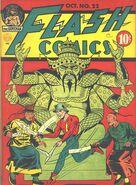 Flash comics 22
