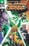 Hal Jordan and the Green Lantern Corps Vol 1 45