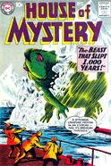 House of Mystery v.1 86